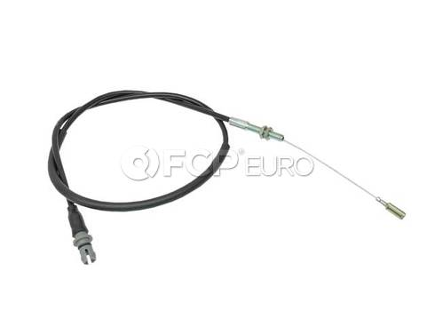 BMW Accelerator Bowden Cable (318i 325 325i 525i) - Genuine BMW 24341215954