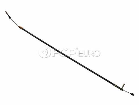 Mercedes Parking Brake Cable Rear - Genuine Mercedes 1244201185