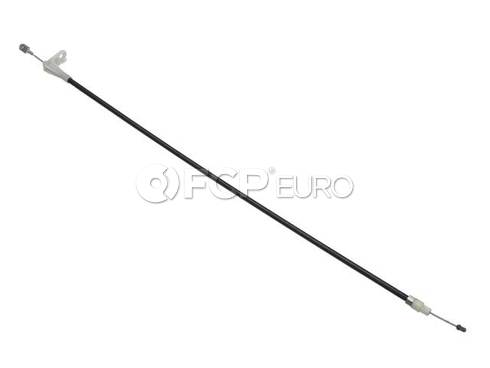 Mercedes Parking Brake Cable Rear Left - Genuine Mercedes 2034200285