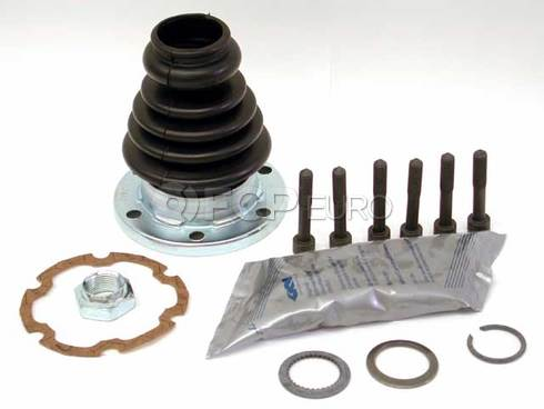 VW CV Joint Boot Right Inner (Cabrio) - Genuine VW Audi 191498202A