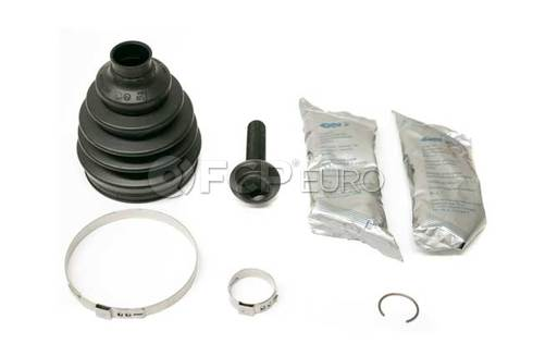 Audi CV Joint Boot Front Outer (A4 Quattro) - Genuine VW Audi 8E0498203