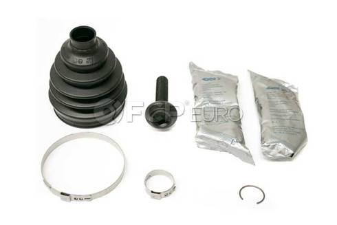 Audi VW CV Joint Boot Kit - Genuine VW Audi 8E0498203