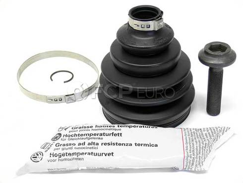 Audi CV Joint Boot Front Outer (A4 A4 Quattro S4 RS4) - Genuine VW Audi 8E0498203C