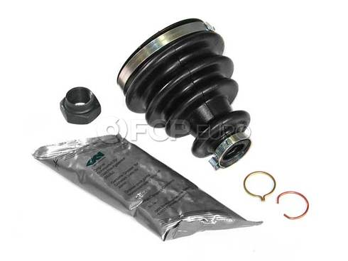 BMW CV Joint Boot Kit Front Right Outer (325iX) - Genuine BMW 31601226155