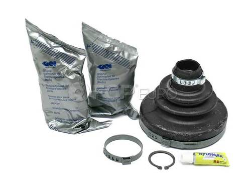 BMW CV Joint Boot Kit Rear Left Outer - Genuine BMW 33219067806