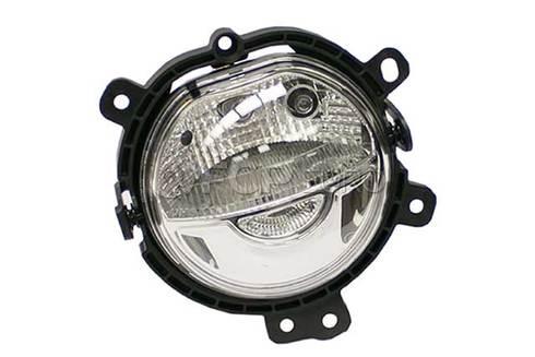 Mini Cooper Headlight Bumper Right - Genuine Mini 63177298334