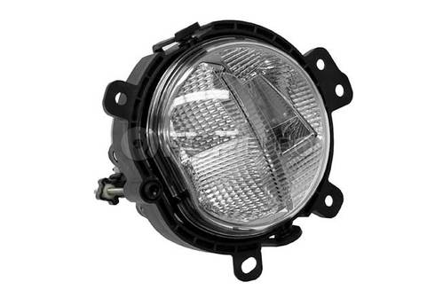 Mini Cooper Headlight Bumper Left - Genuine Mini 63177329171