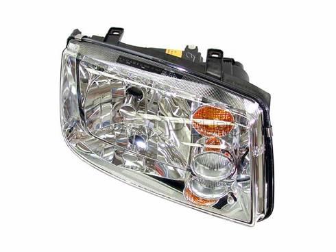 VW Headlight Right (Jetta) - Genuine VW Audi 1J5941018BH