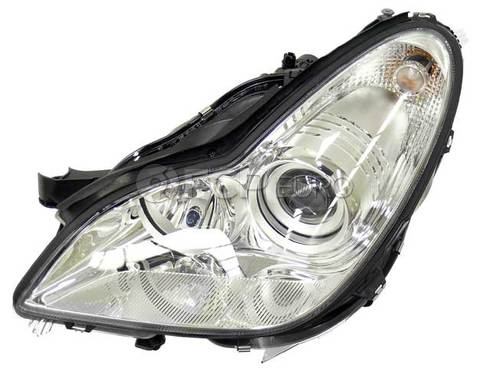 Mercedes Headlight Left (CLS500 CLS55 AMG CLS63 AMG CLS550) - Genuine Mercedes 2198204361