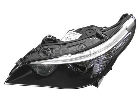 BMW Headlight Assembly Left (E60) - Genuine BMW 63127045695