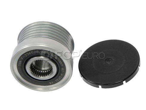 BMW Alternator Decoupler Pulley - Genuine BMW 12317560483