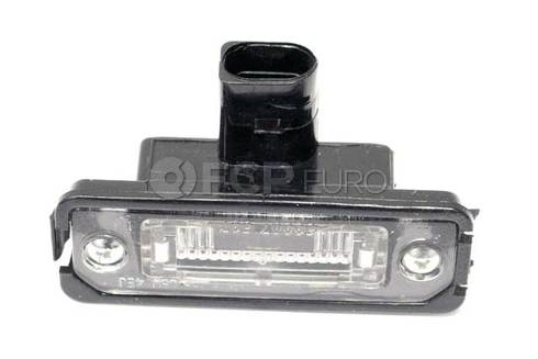 VW License Plate Light (Beetle Golf) - Genuine VW Audi 1J6943021B