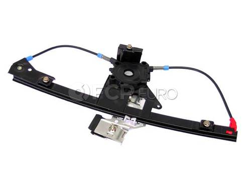 VW Window Regulator Rear Left (Jetta Golf) - Genuine VW Audi 1H4839461A