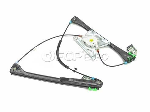 Audi Window Regulator Front Left (A4 A4 Quattro S4) - Genuine VW Audi 8D0837461