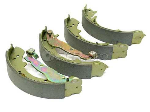 BMW Drum Brake Shoe - Genuine BMW 34219064270