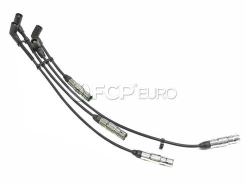 VW Spark Plug Wire Set - Genuine VW Audi 06A905409L