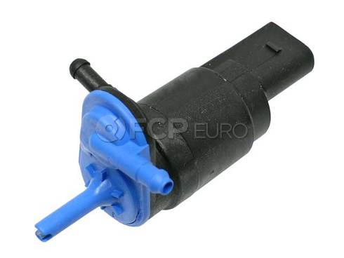 Mercedes Windshield Washer Pump (E320) - Genuine Mercedes 2108691021