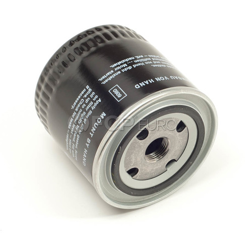 Porsche VW Oil Filter (914 912 412 411 Transporter Vanagon) - Mann
