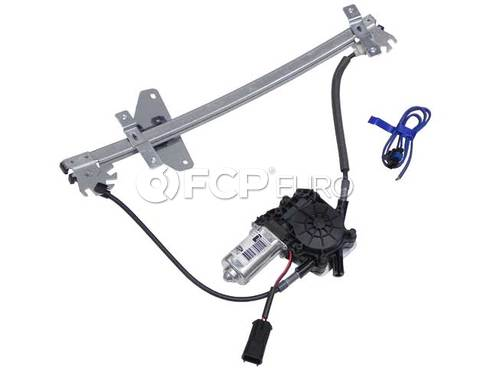 Volvo Window Regulator Front Left (S40 V40) - Genuine Volvo 30623448