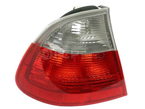 BMW Tail Light Lens Left (323 325) - Genuine BMW 63216900473