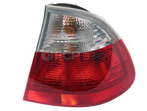 BMW Tail Light Lens Right (323 325) - Genuine BMW 63216900474