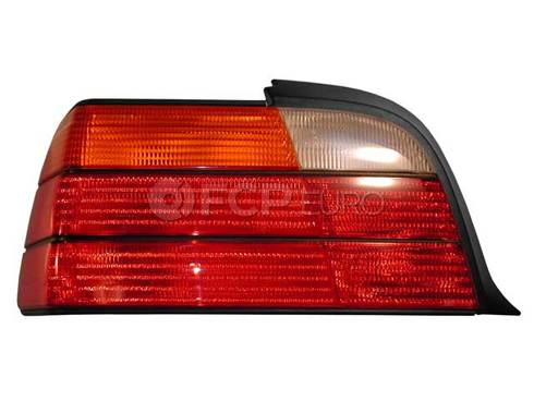 BMW Tail Light Lens Left (318) - Genuine BMW 63218353269