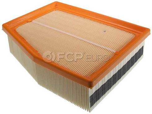 VW Air Filter Left (Phaeton) - Genuine VW Audi 3D0129620B