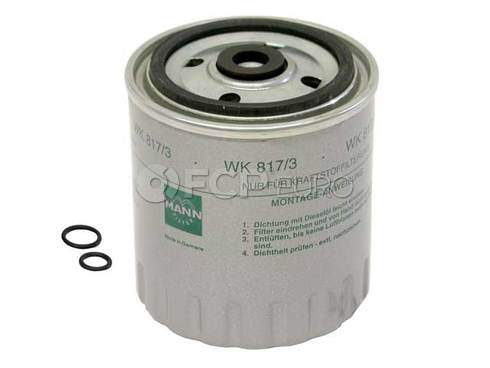 Mercedes Fuel Filter - Genuine Mercedes 6010901652