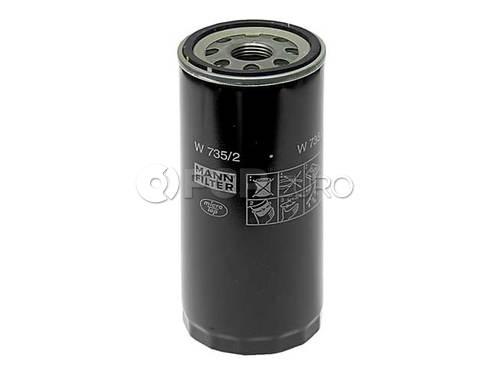 Audi Engine Oil Filter (A6 Quattro S6) - Genuine VW Audi 077115561G