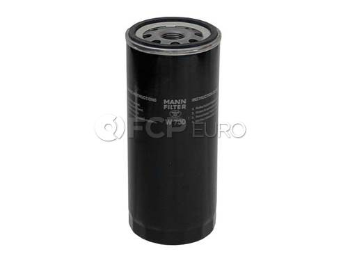 Porsche Engine Oil Filter (928) - Genuine Porsche 92810720107