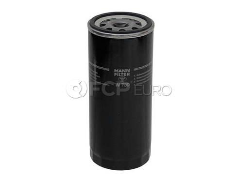 Porsche Engine Oil Filter (928) - Genuine Porsche 92810720107