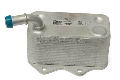 Audi VW Engine Oil Cooler - Genuine VW Audi 06D117021C