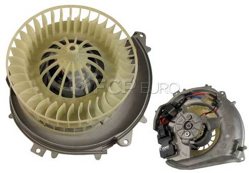 Mercedes HVAC Blower Motor - Genuine Mercedes 1408301208