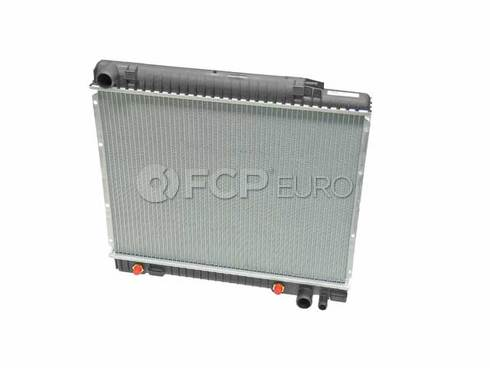 Mercedes Radiator (300CD 300D 300SD 300TD) - Genuine Mercedes 1265003503