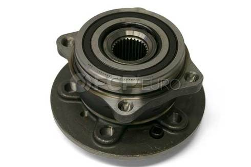 Mercedes Axle Bearing and Hub Assembly Front - Genuine Mercedes 1663340206