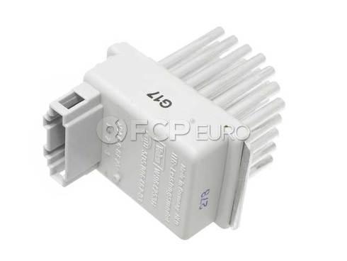 Mini Cooper Blower Resistor - Genuine Mini 64111499122
