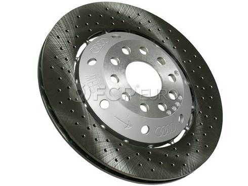 Audi Brake Disc - Genuine VW Audi 4B3615601C