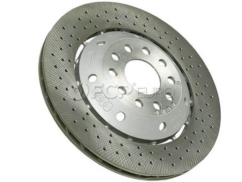 Audi Brake Disc - Genuine VW Audi 4B3615602A