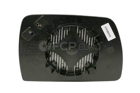 BMW Mirror Glass Heated Plane Left (X3) - Genuine BMW 51163404629