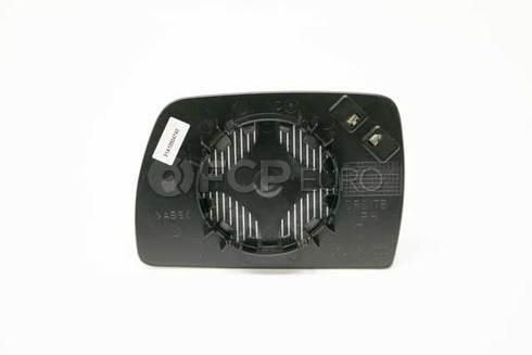 BMW Mirror Glass Heated Convex Right (Engl Schriftzug) (X3)- Genuine BMW 51163404636