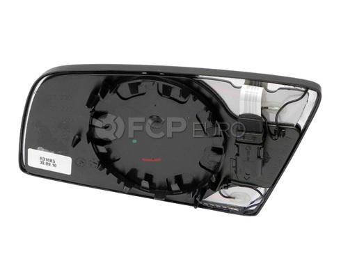 BMW Mirror Glass Heated Convex Right (550i 650i 525i) - Genuine BMW 51167168182