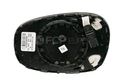 BMW Mirror Glass Heated Convex Right (328i 335i M3) - Genuine BMW 51167230980