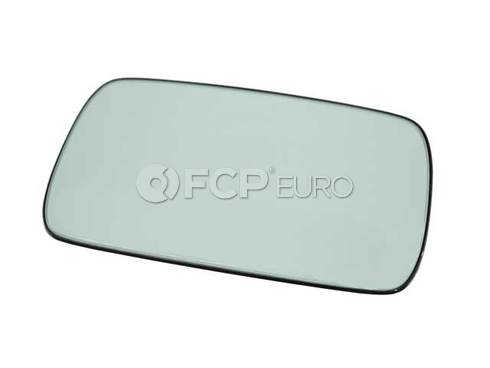 BMW Convex Mirror Glass (318i 325i 328i) - Genuine BMW 51168119714