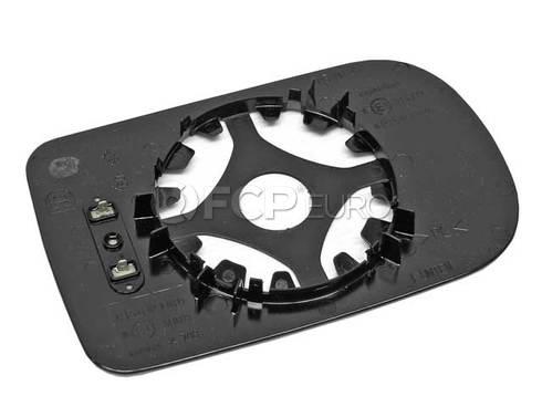 BMW Mirror Glass Heated Convex Right (740i 740iL 750iL) - Genuine BMW 51168165111
