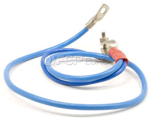 Volvo Battery Cable Negative (240 242 244 245) - MTC 3523070
