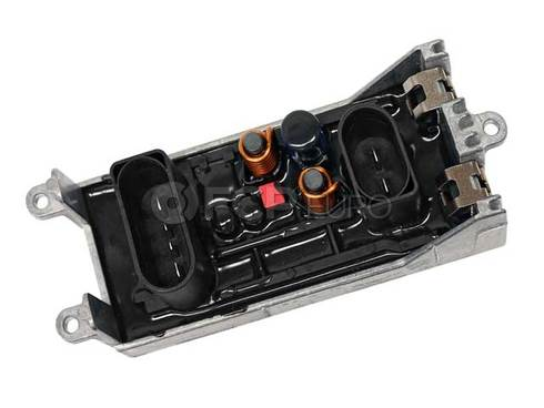 Audi HVAC Blower Motor Control Module (A8 Quattro S8) - Genuine VW Audi 4E0820521C