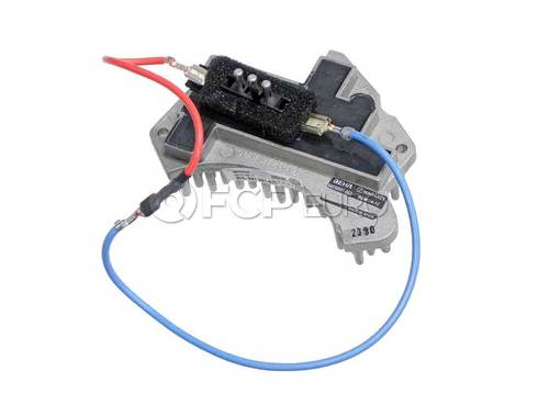 Mercedes HVAC Blower Motor Resistor (SLK230 SLK32 AMG SLK320) - Genuine Mercedes 210870021039