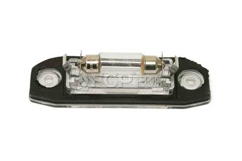 Volvo License Plate Lamp (S40 S80 XC90) Genuine Volvo - 31253006