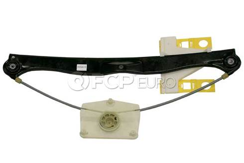 Audi Window Regulator Rear Right (A3 A3 Quattro) - Genuine VW Audi 8P4839462B