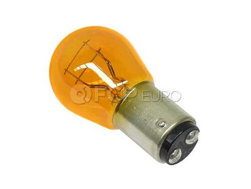 BMW Bulb Yellow (12V 21-5W) - Genuine BMW 63122695020